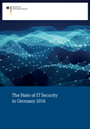 The State of IT Security in Germany 2016