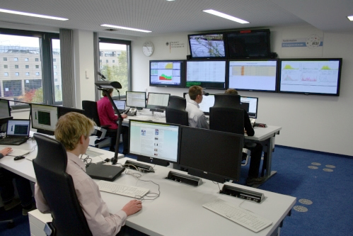 BSI's IT Situation Centre